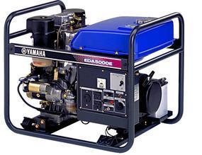 EDA5000E单相电启动原装进口雅马哈发电机