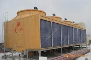 郑州方型横流式冷却塔