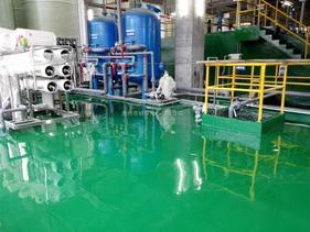 环氧自流平地坪工程