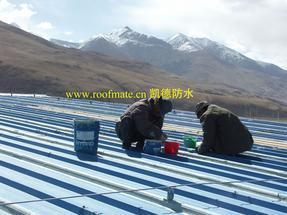 屋面防水施工