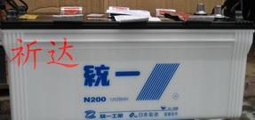 统一蓄电池,N200统一蓄电池