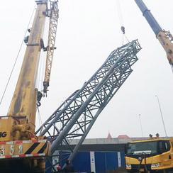 郑州航空港高层钢结构工程