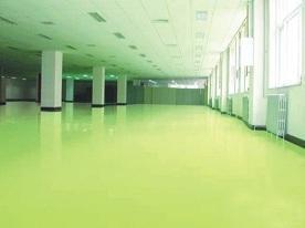 室内羽毛球场停车场环氧薄涂式地坪