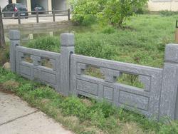 铸造石护栏,仿石护栏