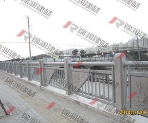 铸造石桥栏杆