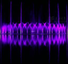 音乐喷泉水秀