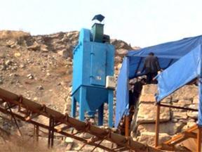 保洁矿山除尘器运行稳定,安全耐用