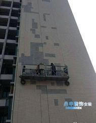 广州外墙吊船租赁