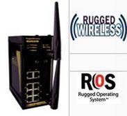 罗杰康RS900W无线以太网交换机