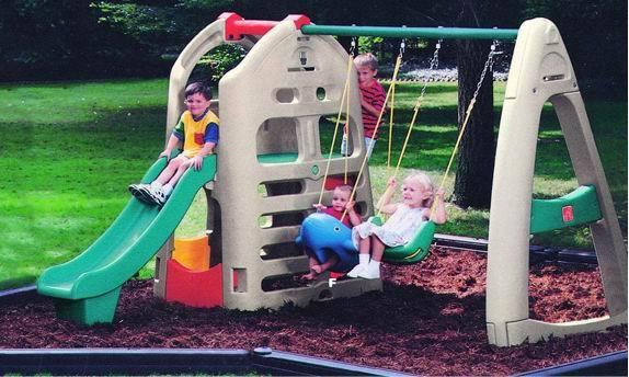 儿童游乐设施,小区游乐设施