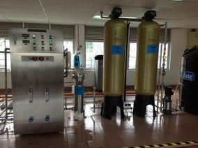 方心大型弱碱水处理设备FXD-DJ-P1000