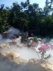 旅游区景观人造雾设备