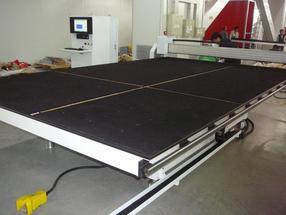 PQ2418-Y直线异型玻璃切割机
