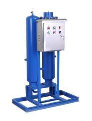 旁流综合水处理器(闭式)原理