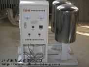 北京麒麟牌水箱自洁消毒器专利号: 200620117862.3