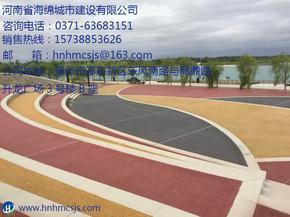 郑州市透水混凝土