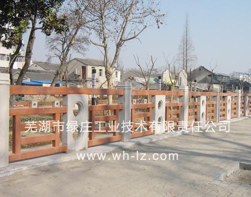 仿木护栏,石木栏杆,仿木栏杆