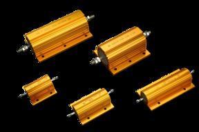 铝壳制动电阻器