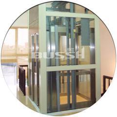 曳引别墅电梯,曳引无机房别墅电梯,小型曳引别墅电梯