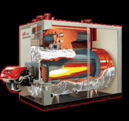 力聚燃气真空热水锅炉