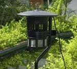 山西格林户外防水灭蚊蝇灯