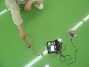 长春环氧防静电自流平哪家专业就选吉林吉盛优质低价