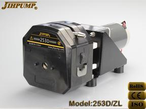 供应杰恒 253D/ZL制药机械易装型蠕动泵!