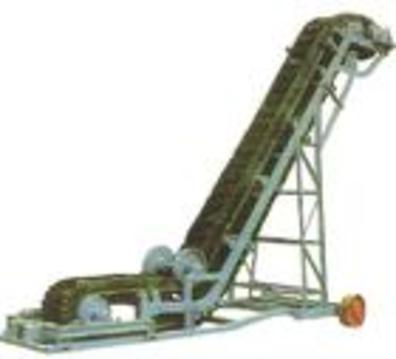 皮带输送机、大倾角皮带机、挡边带式输送机
