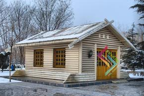 公园木屋--木屋别墅