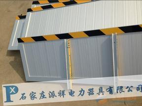 河北派祥厂家生产铝合金材质挡鼠板
