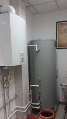 壁挂炉水箱 盘管水箱