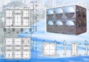 保温水箱 不锈钢水箱