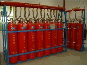 七氟丙烷灭火系统,船用管网七氟丙烷灭火系统