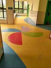 广东深圳市室内卷材pvc胶地板