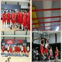 专业定制 布质布风管 室内篮球场专用布风管系统