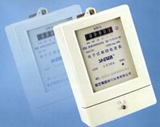 DDS509单相电子式电能表