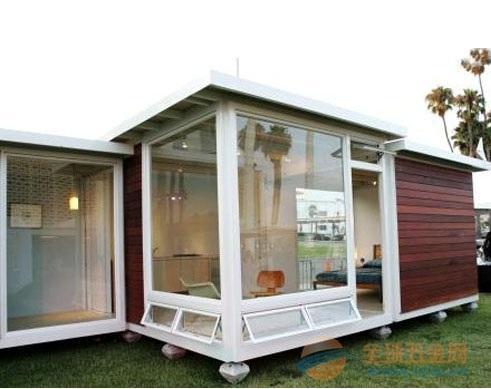 广州集装箱室内设计|集装箱别墅设计-集装箱创意设计