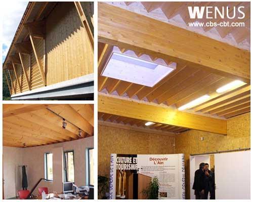 wenus 木结构板