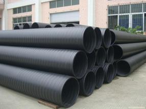 HDPE增强中空壁缠绕管 排水管 波纹管
