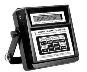 Shortridge ADM-870C风速仪气压表