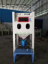 金属热处理氧化皮清理喷砂机