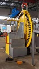 自动焊钢筋弯圆机