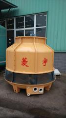 高温工业型逆流式圆形冷却塔