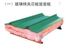 玻璃丝棉夹芯板生产厂家
