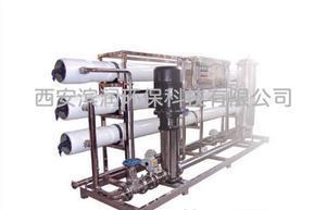 1.5T净水处理反渗透设备 单级反渗透设备 高纯水反渗透设备