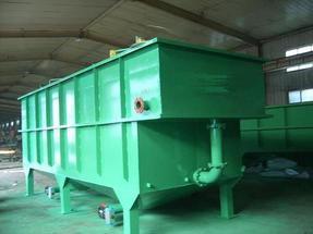 自动排渣高效斜管沉淀器