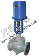 供应HCN低噪音笼式调节阀|专业生产各类电气动调节阀