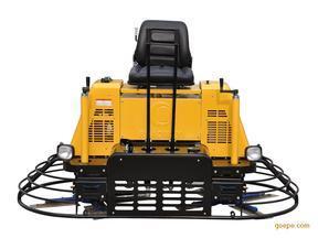 CE认证驾驶式混凝土抹光机 EPA认证座驾式混凝土抹光机