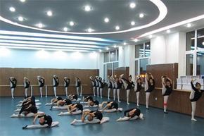 舞蹈教室地胶,舞蹈房地胶