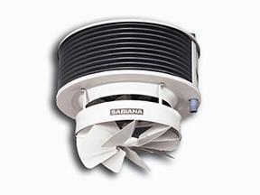 高大空间暖风空调单元